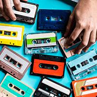 中古 高価 レコード買取 大阪 カセットテープ レーザーディスク 8トラックテープ CD DVD等 音楽