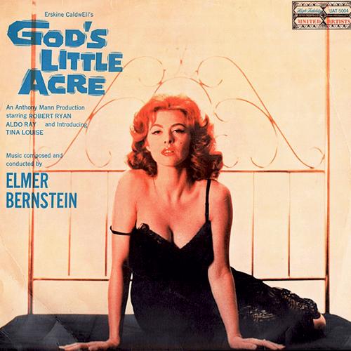 レコード買取専門店「TU-Field」では、エルマー・バーンスタイン(Elmer Bernstein)『真昼の欲情 サウンドトラック(God's Little Acre - OST)』のレコードを高価買取しております