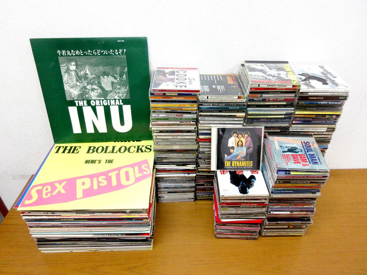 大阪のレコード買取専門店「TU-Field」では、90年代のオルタナティブ・ロックやパンク(NOFX、オフスプリングなど)中心の中古レコード・CDを多数高価買取いたしました