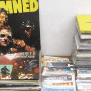 パンク ダムド セックス ピストルズ ちわきまゆみ La'cryma Christi MALICE MIZER LP レコード 買取 中古