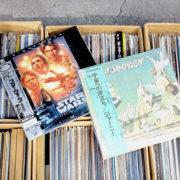 TU-Fieldでは、洋画(アクション、SF、古典名画)やスクリーンミュージック、ムード音楽、洋楽(シャーリー・バッシー、プログレ)のレコードを高価買取いたしました