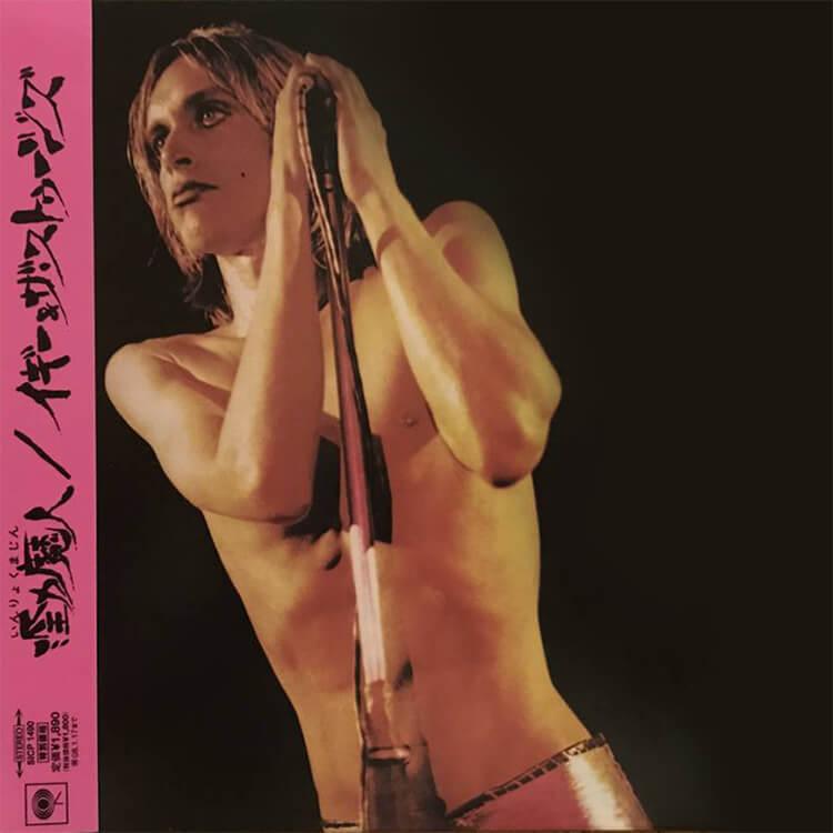 レコード買取専門店「TU-Field」では、ストゥージズ「淫力魔人」を高価買取しております