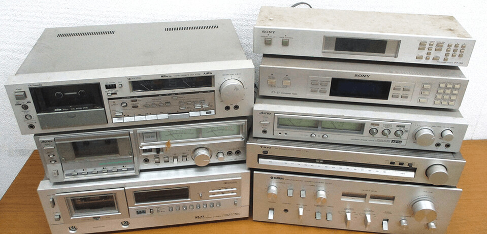 中古 レコード オーディオ機器 買取 専門店