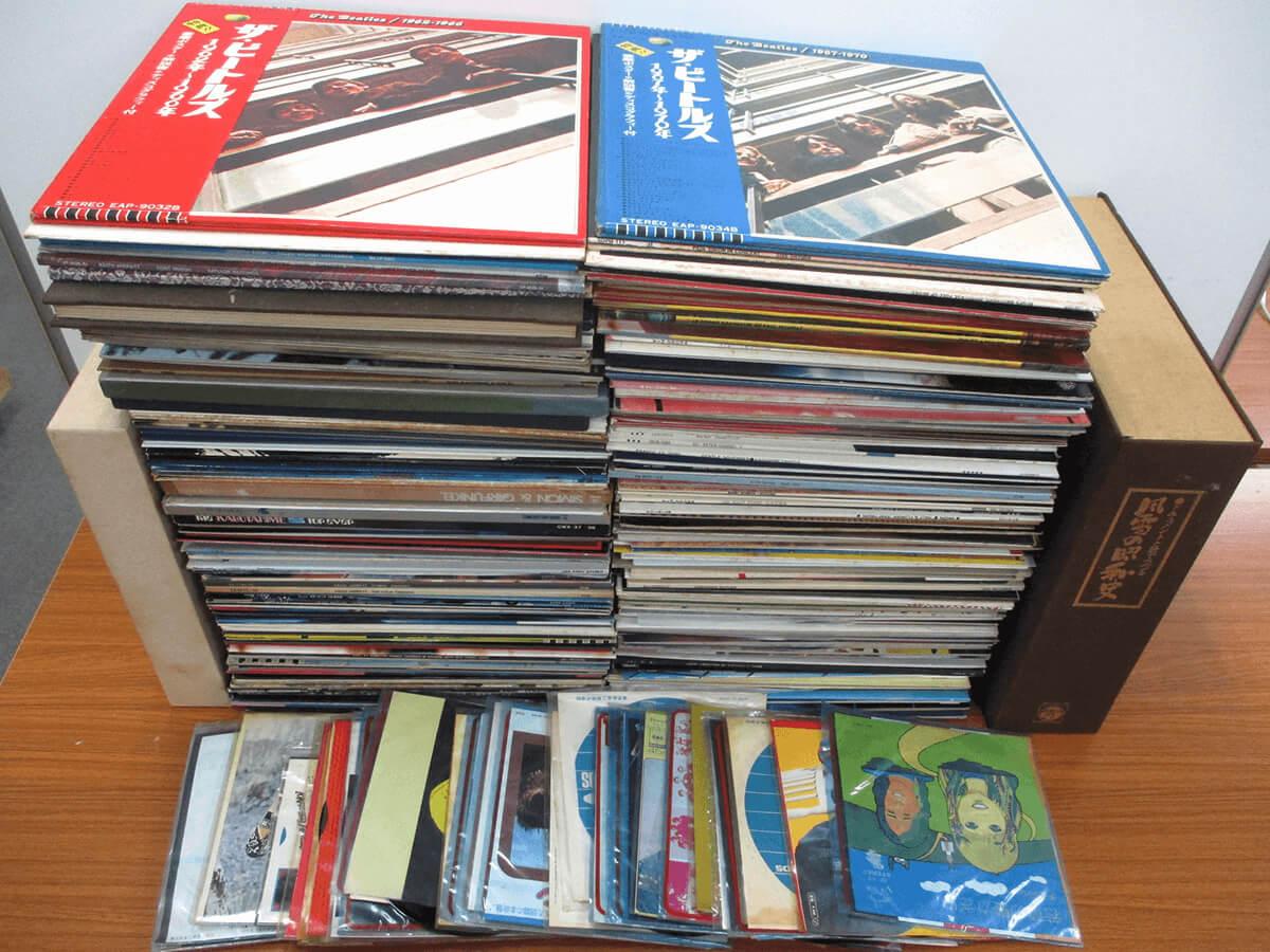 YMO、坂本龍一、細野晴臣、クラフトワークなど、中古レコードを高価買取しております