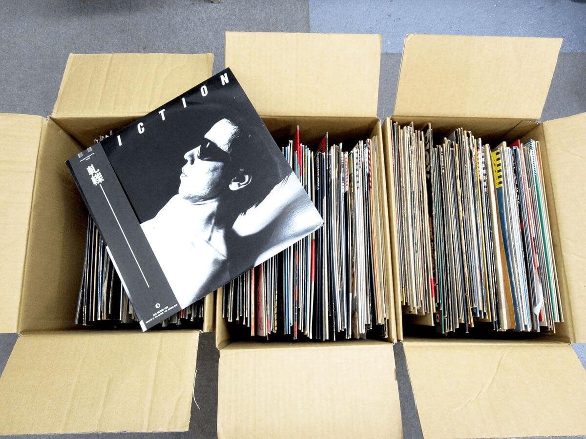 大阪のレコード買取専門店「TU-Field」では、FRICTIONの「軋轢」など、日本のパンクバンドのレコードを高価買取いたしました