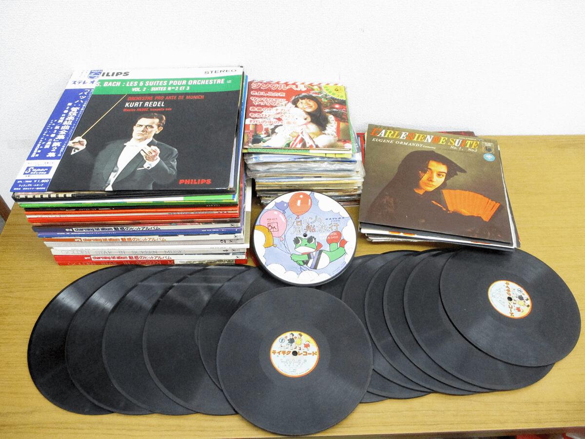 大阪のレコード買取専門店「TU-Field」では、ムード音楽、映画音楽、クラシックのレコードを高価買取しております