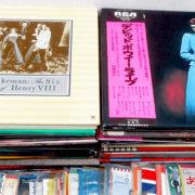 TU-Fieldでは、プログレッシブ・ロックやジャズなどのLPレコードを高価買取いたします