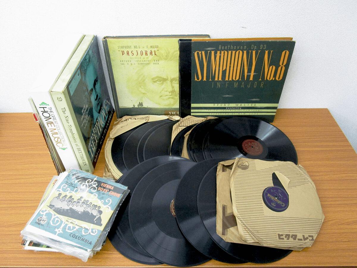 大阪のレコード買取専門店「TU-Field」では、ベートーヴェンなど、クラシックのLPレコードを高価買取いたします