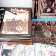 TU-Fieldでは、ブレッド、ビートルズ、レッド・ツェッペリンのLPレコードを高価買取いたします