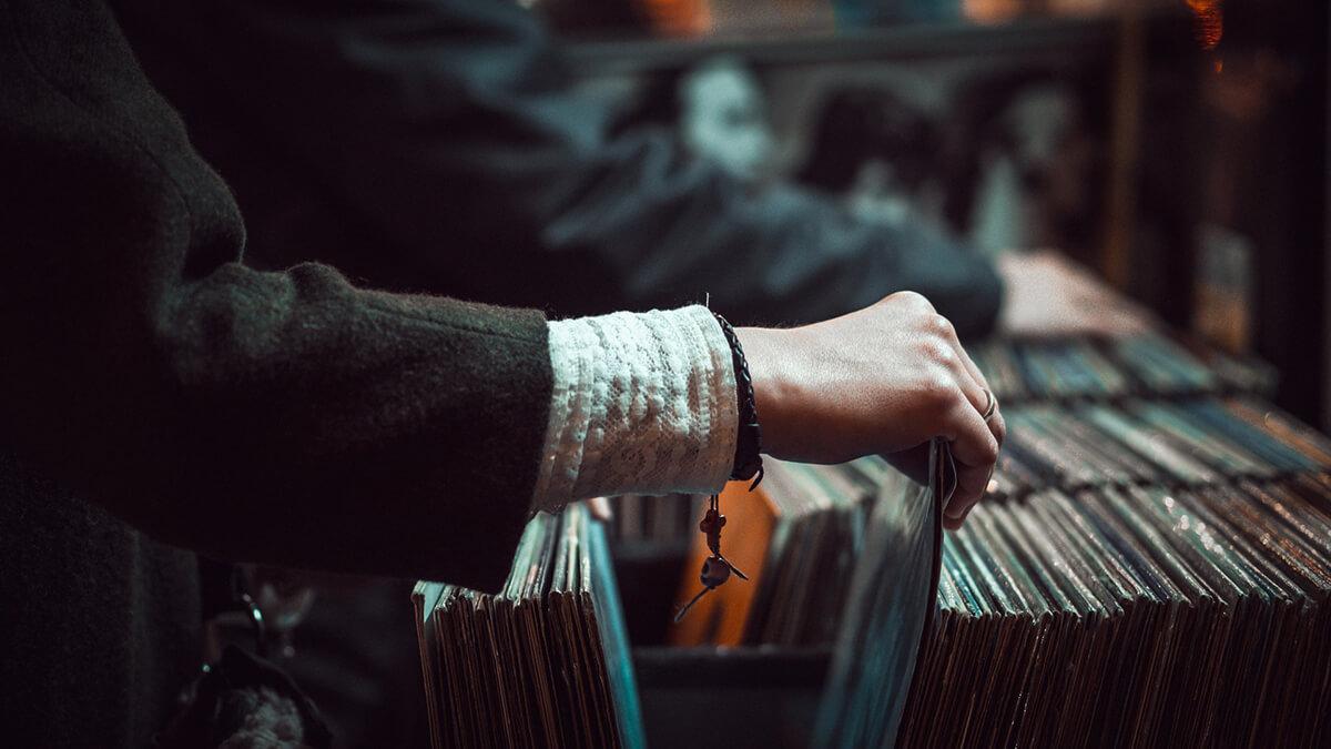レコードの値段を決める査定基準