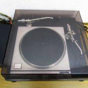 大阪のレコード買取専門店「TU-Field」では、テクニクスのレコードプレーヤーを高価買取しております