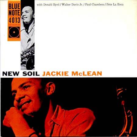 レコード買取専門店「TU-Field」では、Jackie McLean『New Soil』のレコードを高価買取しております