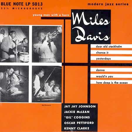 レコード買取専門店「TU-Field」では、Miles Davis『Young Man With A Horn』のレコードを高価買取しております