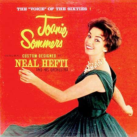 レコード買取専門店「TU-Field」では、Joanie Sommers『The
