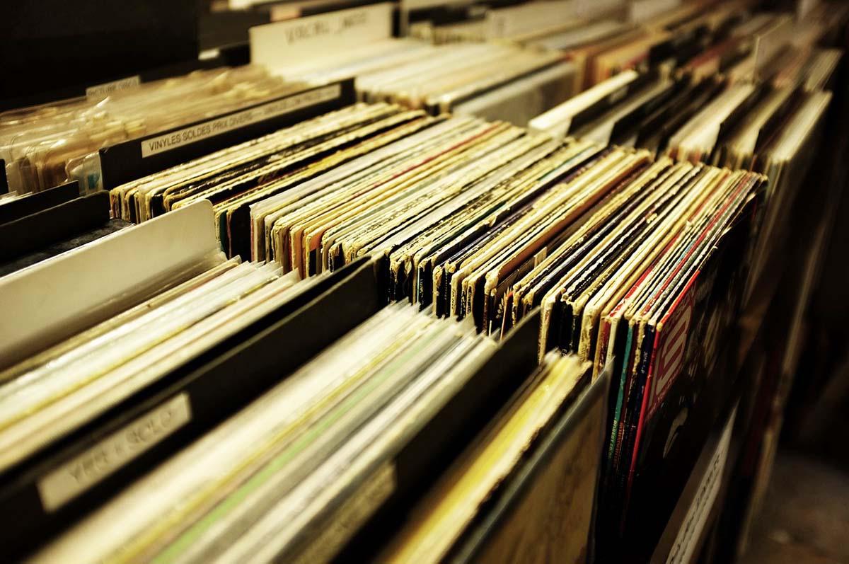 大阪のTU-Fieldでは、ビートルズの中古レコードを買い取りしております
