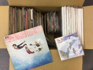 サディスティック・ミカ・バンドや中島みゆきのレコード買取なら大阪のレコード買取専門店TU-Field