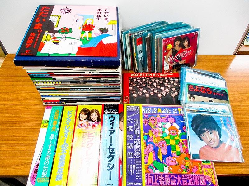 レコードの高価買取は大阪の買取店「TU-Field」にお任せください