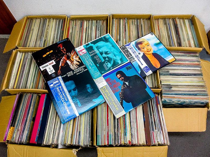 大阪のレコード買取専門店「TU-Field」では、OJC盤の中古レコードを多数高価買取いたしました