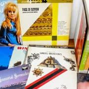 イージーリスニング、スクリーンミュージック、映画音楽、邦楽、歌謡曲、サウンドトラックのレコードを買い取りしております