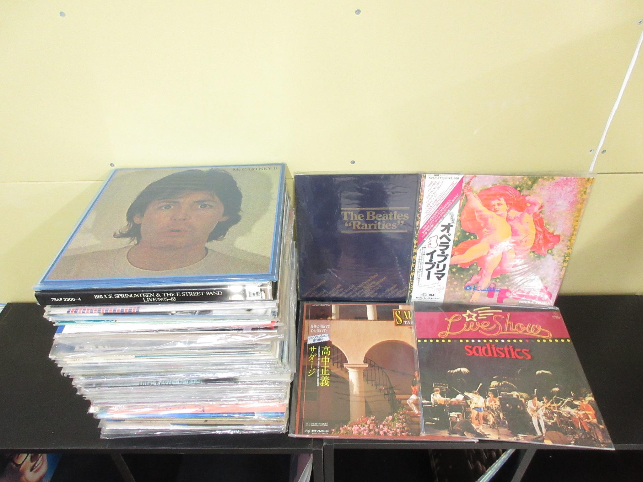 大阪のレコード買取店「TU-Field」ではジャズ、フュージョンのレコードを高価買取しています