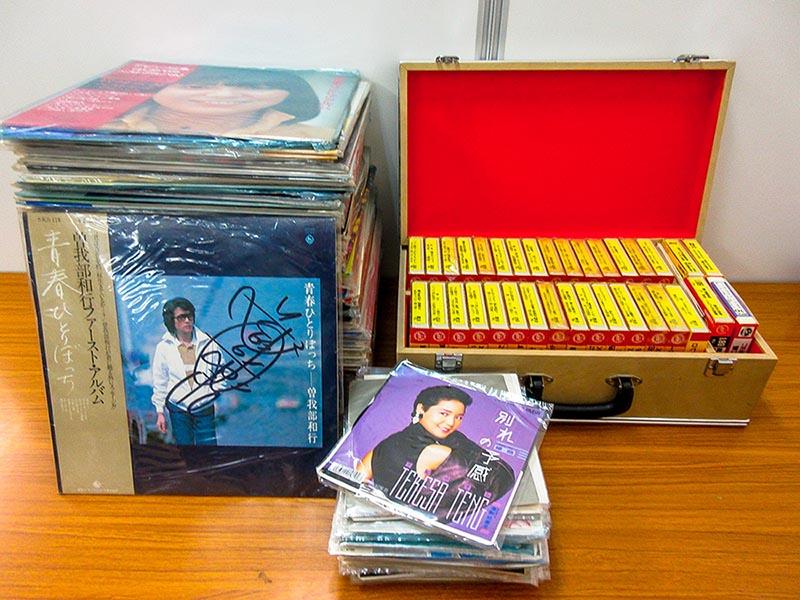 大阪のレコード買取専門店「TU-Field」では、積極的に浜田省吾、オメガトライブなど邦楽の中古レコードを高価買い取りしております