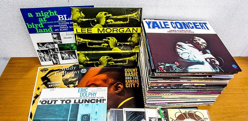 TU-Fieldでは、ブルーノート、プレスティッジなど、ジャズのLPレコードを高価買取いたします
