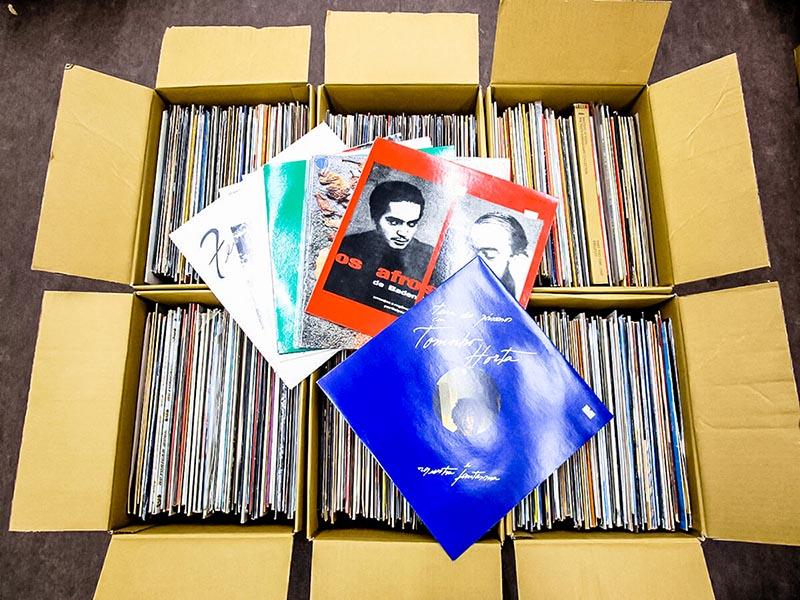大阪のレコード買取専門店「TU-Field」では、1990年代のハウス系やジャズ、ボサノヴァなどのブラジル音楽を高価買取いたします