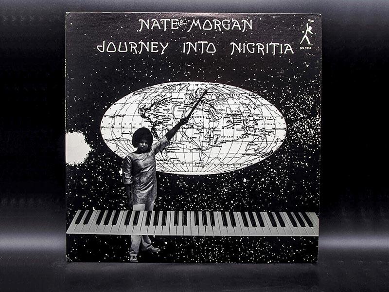 大阪のレコード買取専門店「TU-Field」では、Nate Morganの「Journey Into Nigritia」など、フリージャズのレコードを高価買取しております