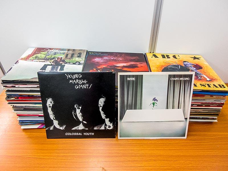 大阪のレコード買取専門店「TU-Field」では、ビートルズ、レッド・ツェッペリン、ディープ・パープル中心の中古レコードを多数高価買取いたしました