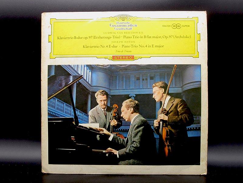 大阪のレコード買取専門店「TU-Field」では、ベートーヴェン、ハイドンなど独グラモフォンシリーズのLPレコードを高価買取いたしました