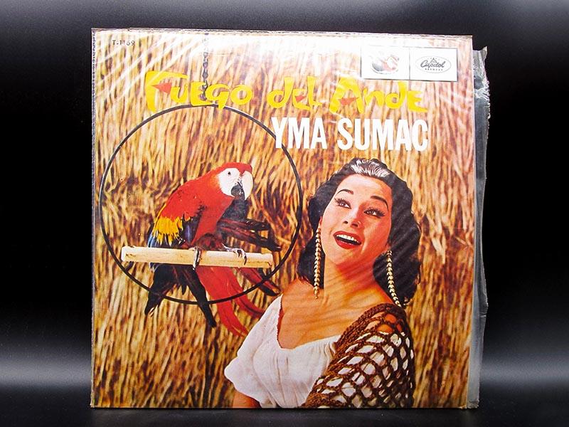 大阪のレコード買取専門店「TU-Field」では、YMO SUMAC「Fuego del Ande」などラテン音楽のレコードを高価買取いたしました