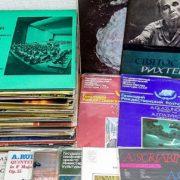 TU-Fieldでは、ロシア盤、ハンガリー盤、US盤のクラシックLPレコードを高価買取いたします