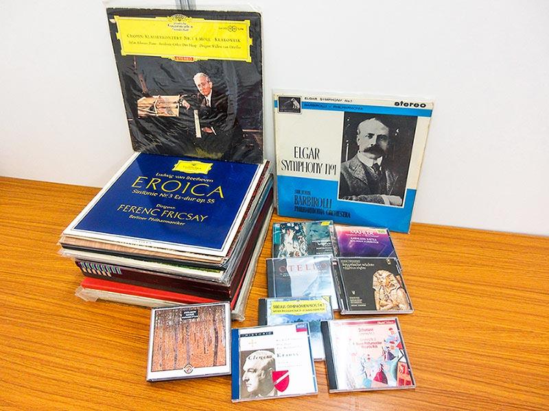 大阪のレコード買取専門店「TU-Field」では、独グラモフォン、テラーク、ロシアのメロディアなど、クラシックのレコードを高価買い取りしております