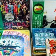 店頭買取にて大阪市北区のお客様からLPレコードとEPレコードを買取査定、店頭買取事例をご紹介しています