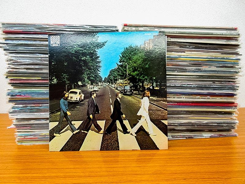 大阪のレコード買取専門店「TU-Field」では、ビートルズ(the Beatles)の「Abbey Road」を高価買取いたしました