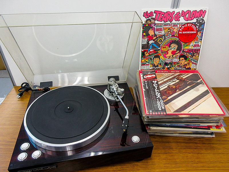 関西でのレコード買い取りはTU-Fieldにお任せください