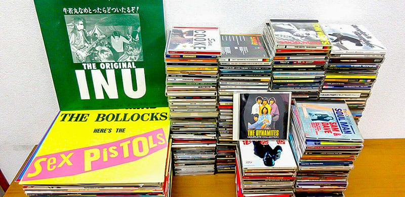 TU-Fieldでは、90年代のオルタナティブ・ロックやパンク(NOFX、オフスプリングなど)中心の中古レコード・CDを多数高価買取いたしました
