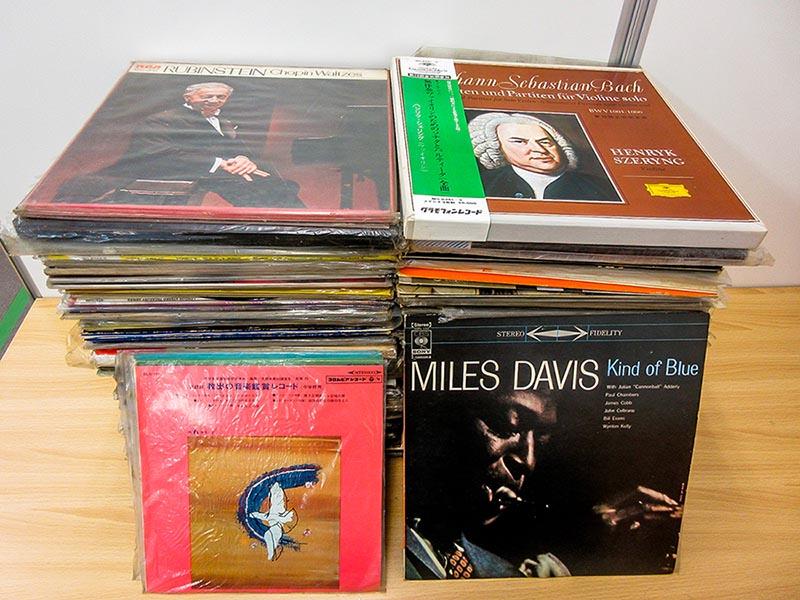 大阪のレコード買取専門店「TU-Field」では、菅野沖彦監修の「セッション」など、和ジャズのレコードを高価買い取りしております