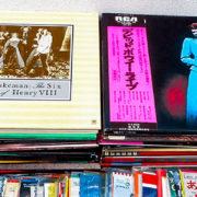 大阪のレコード買い取り店「TU-FIELD」では、デヴィッド・ボウイのレコードを高価買取しております
