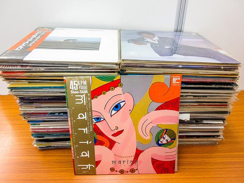 大阪のレコード買取専門店「TU-Field」では、ディープ・パープル、マライアのLPレコードを高価買取いたしました