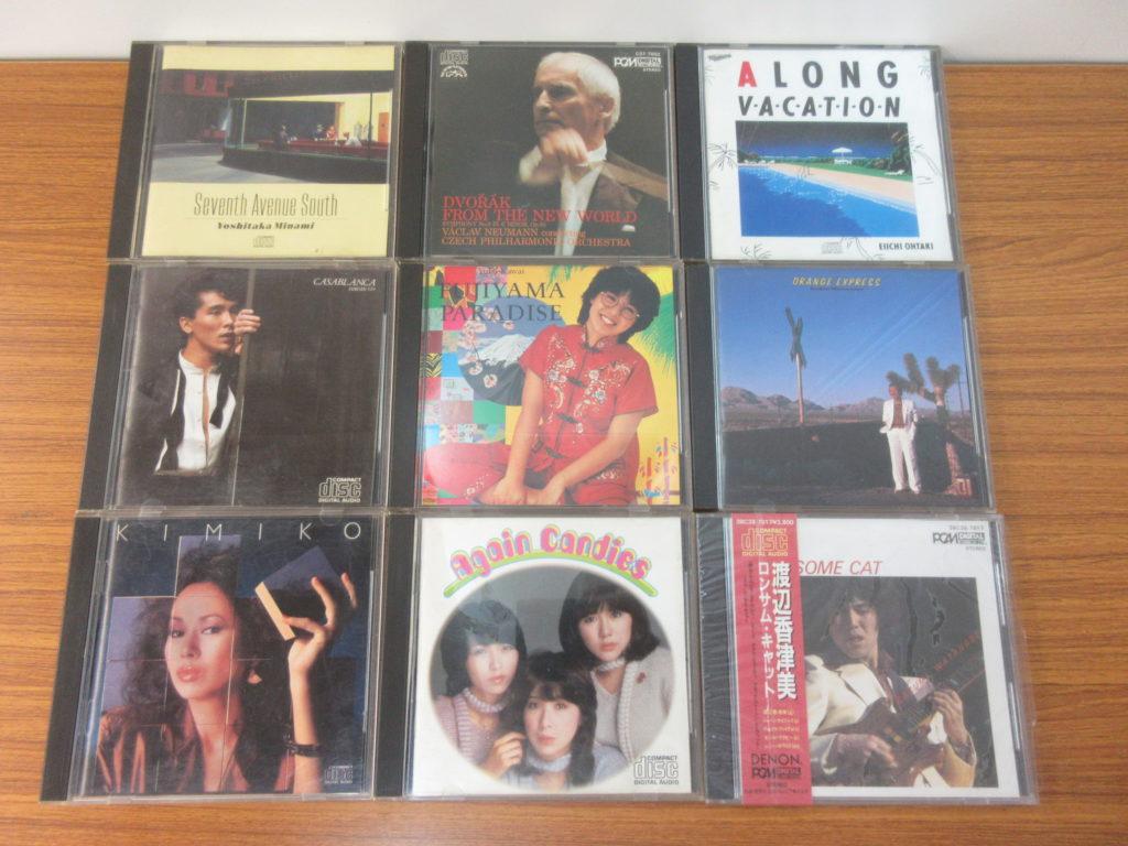 初期盤CD