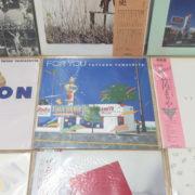 山下達郎などレコード