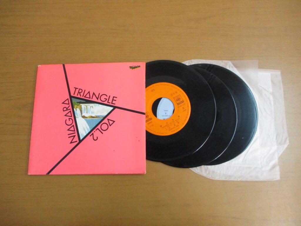 大瀧詠一 ナイアガラ レコード 買取