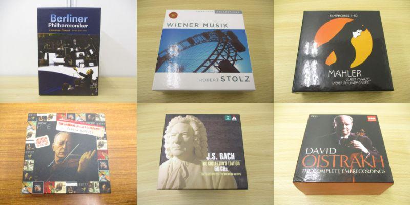 クラシック CD 買取