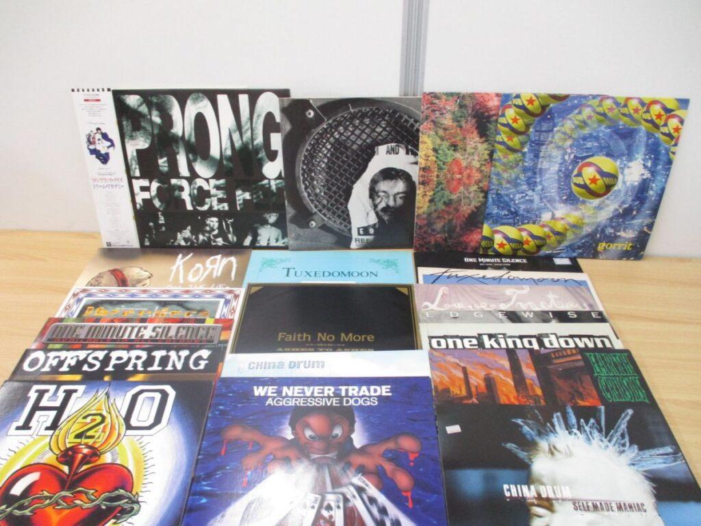 オルタナ レコード 買取