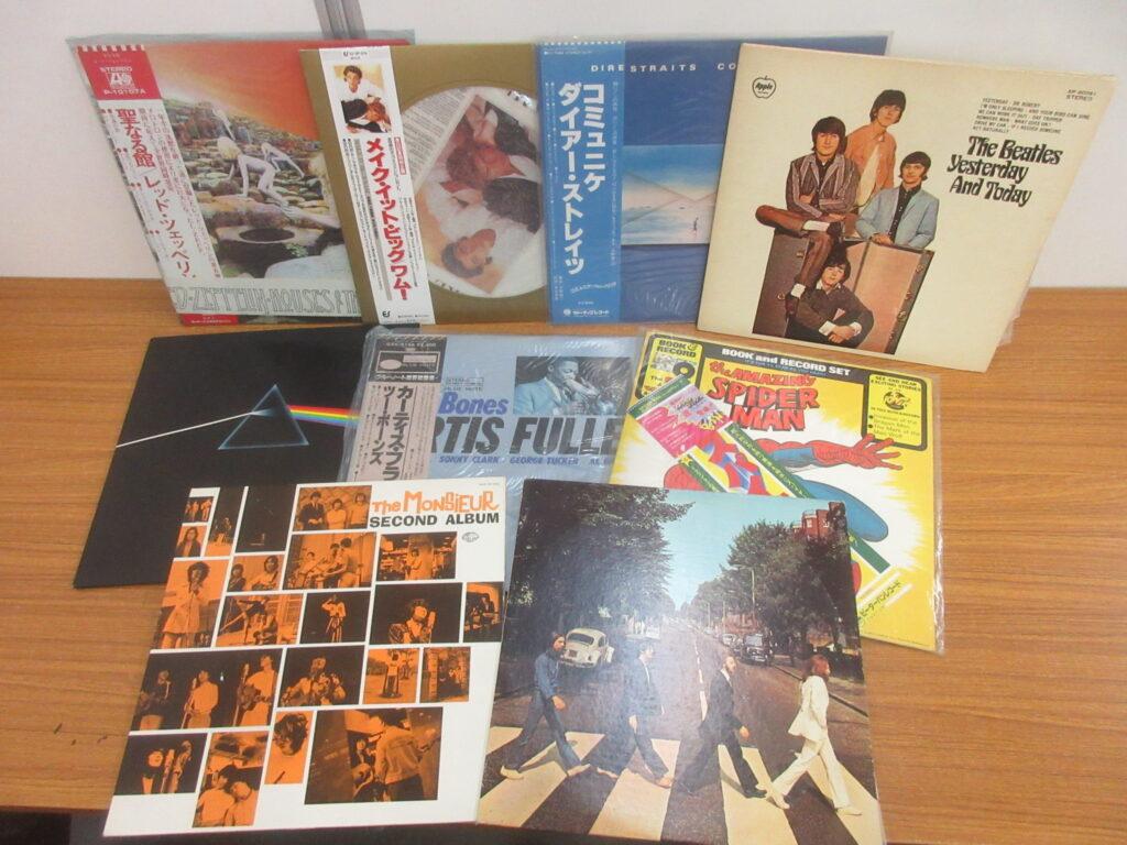 奈良県 レコード 買取