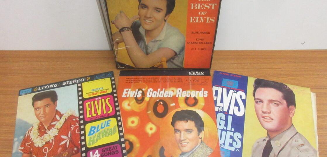 エルヴィス・プレスリー レコード 買取