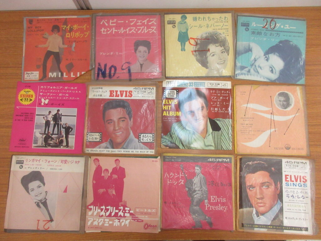 EP シングル レコード 買取