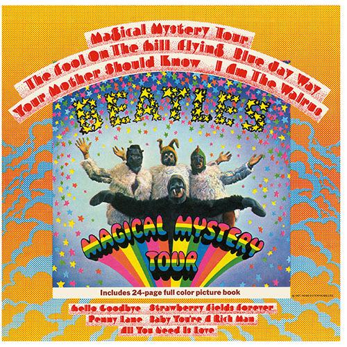 レコード買取専門店「TU-Field」では、ザ・ビートルズ『マジカル・ミステリー・ツアー』のレコードを高価買取しております