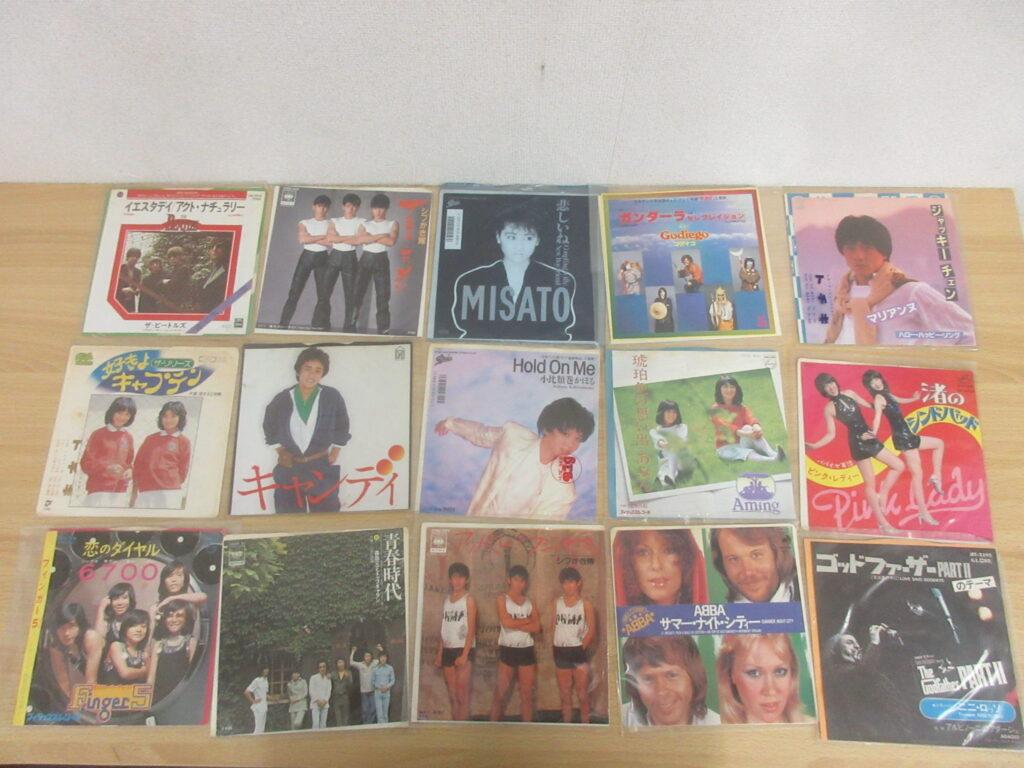 愛媛県 レコード 買取